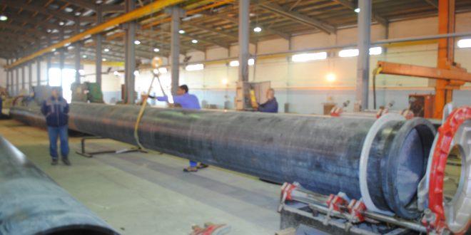 مصنع الوفاء للأنابيب HDPE